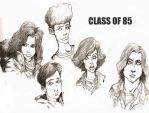 Class of 85 by wotnip