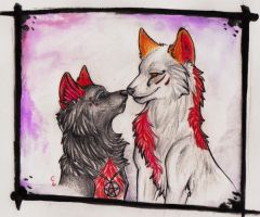 There For You by Lost-Wolf-Soul