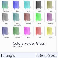 Colors Folder Glass by Vinis13