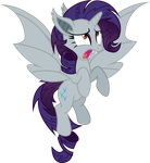 Rari-bat by Vector-Brony