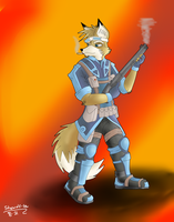 Scotty of Team Solaris by Starwolf-ftw