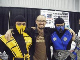 Wizard World '13 (Sun) - Meeting with a Snob by 2ndCityCrusader