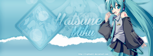+Pedido- Hatsune Miku/Portada. by LightEdit