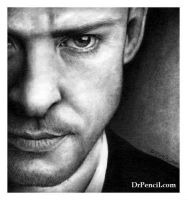 Justin Timberlake by Doctor-Pencil