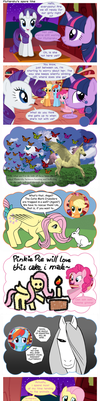 Fluttershy's spare time by TheLastGherkin