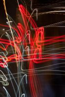 Abstract light 2 by MinhVisual
