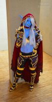 World of Warcraft - Sylvanas Windrunner Cosplay by pure-faces