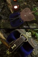 Nobless belt bag 2 by Noir-Azur