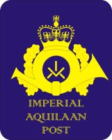 Imperial Aquilaan Post Badge by Ienkoron