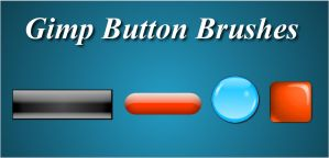 Gimp Buttons by Geosammy