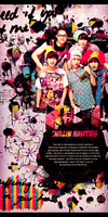 CHILLIN HAWTIES! - B1A4 Theme by foreverGIKWANG
