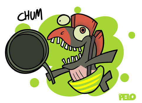 SPLATOON 2 - CHUM by SrPelo