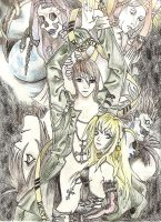 Death Note by Jujuly21