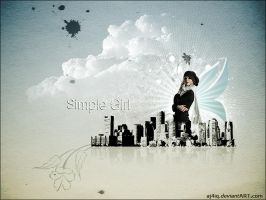 Simple Girl by AJ4IQ