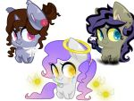 Chibi Pony Auctions (OPEN) by IDewAdopts