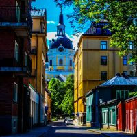 The Colors of south of Stockholm. by Lillufy