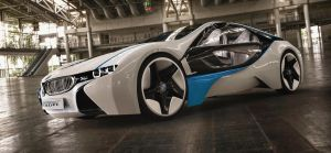 BMW Vision Efficient Dynamics by TheImNobody