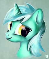 Lyra by MyLittleBerneri