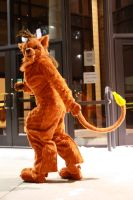 Red XIII FullSuit by crummywater