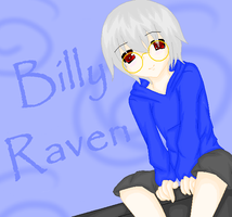 .:Billy:.:Raven:. by KinkyScarf