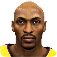 Metta World Peace NBA 2K12 by Archer120