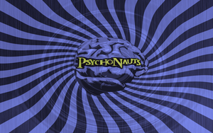 Psychonauts Wallpaper by Robin0999