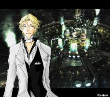 FFVII: Rufus Shinra by pen-gwyn