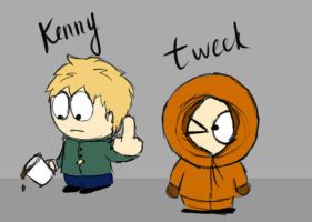 Tweek? We are fools. _. by Melissa013