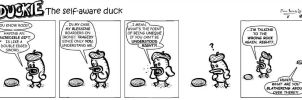 Duckie the Self Aware Duck 57 by CptMunta
