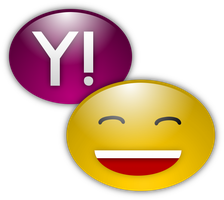 Yahoo messenger icon by CheeseEnthusiast
