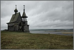 Chapel of Nicholas by NikolaiMalykh