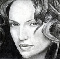 How to Draw Jennifer Lopez by finalprodigy