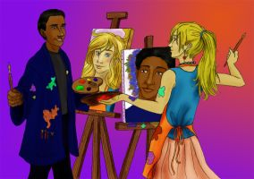Artists by philotic-net