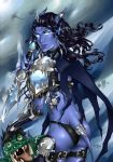 WoW Draenei by Guibb