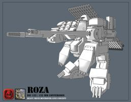 Roza Revised by dlredscorpion