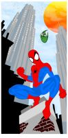 Spiderman by TriVector
