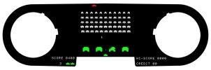 Space Invaders by DemiuM666
