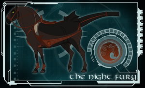 DFS Regulation Tack | Toothless by Enharmonia