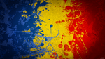 Romania Flag by AY-Deezy