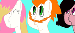 Art Trade 3 The-Sheamus-MLP by KayleetheDragacron