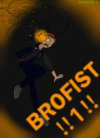 Do You Even Brofist Brah? by LalaDoesArt