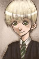 Little Draco Malfoy by emperial