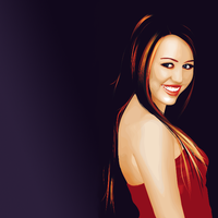 miley cyrus by libby-xo