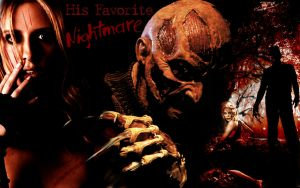 His Favorite Nightmare: Buffy + Freddy Krueger by Falthee