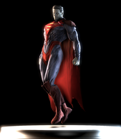 Injustice Superman (Regime) by Yare-Yare-Dong