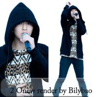 2 Onew render by Bilybao by BiLyBao