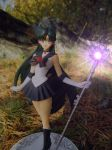 Sailor Pluto, guardian of time by MultiRagnell