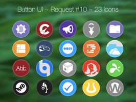 Button UI ~ Requests #10 by BlackVariant