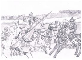 Conquest of Mesopotamia by Hashashin619