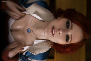 Triss Merigold from Lei Radna by RealLeiradna